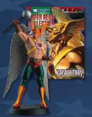 Eaglemoss DC Comics Super Hero Figurine Collection #033 Hawkman
